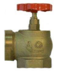 Вентиль КПЧМ 50-1 чугунный 90° муфта - цапка