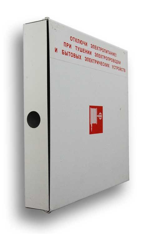Шкаф металлический для УВП 300*300*50 мм