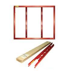 Щит № 2 Пожарный металлический открытого типа н/укомплект (1250х1050х60)