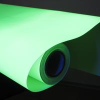 Пленка фотолюминесцентная на рулоне (ширина 61см) для прямой печати, м.пог
