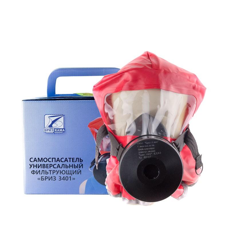 ГДЗК 'Бриз-3401' (коробка) универсальный фильтрующего типа