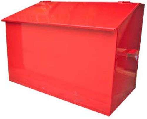 Ящик для песка металлический V=0,12 м3 (сварной) 750*500*480 мм