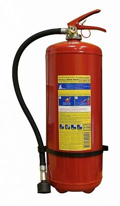 Огнетушитель хладоновый ОХ-6 (з)